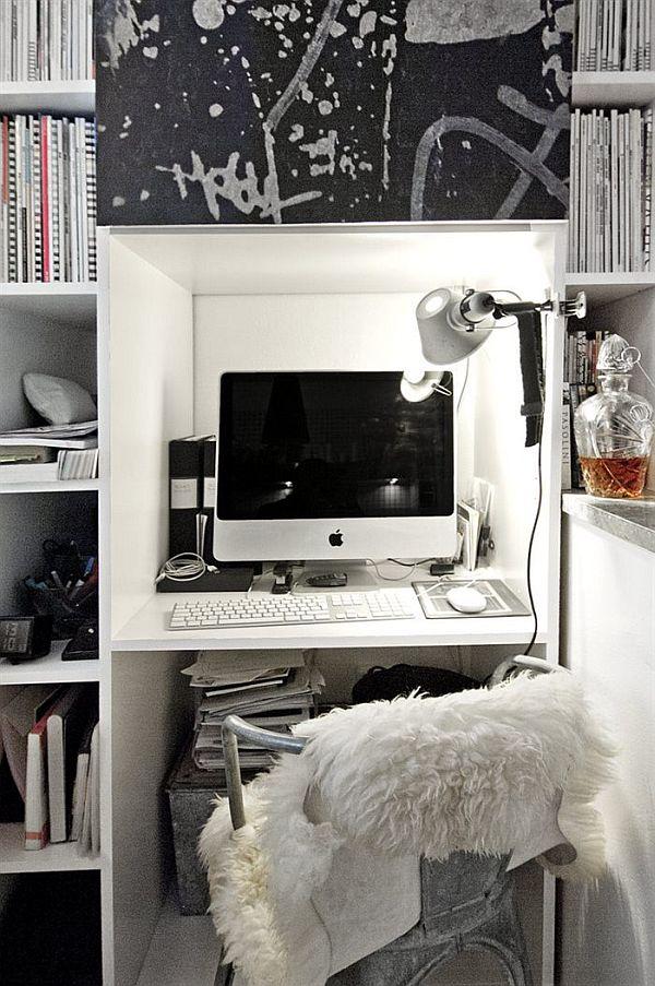 czarno-bialy-apartament-biuro