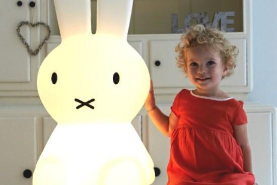 Bajeczne lampki do pokoju dziecięcego.
