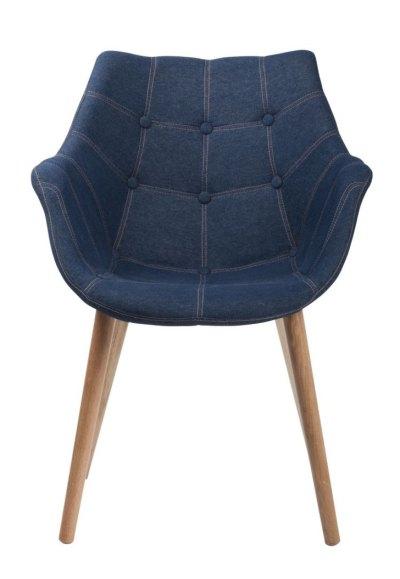 Krzesło Eleven Jeans, Zuiver, 9design.pl