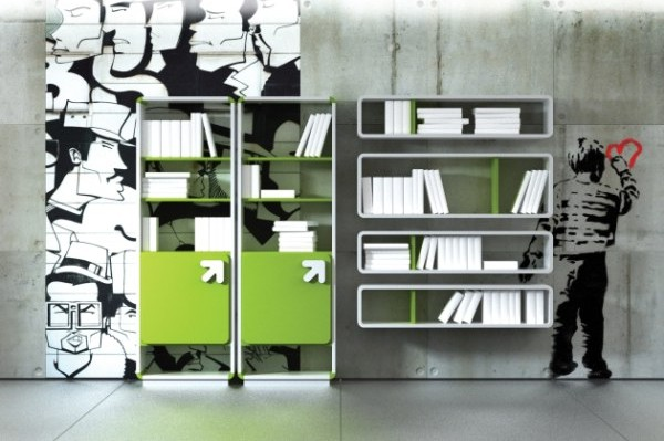 LiMO- kolekcja mebli, która walczy z nudą.