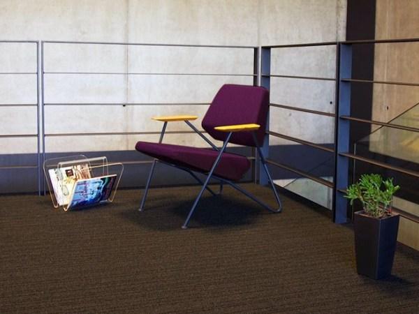 fotel polygon
