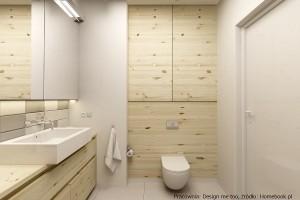 Jak wykorzystać małą przestrzeń w łazience.