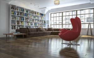 Czym zabezpieczyć drewnianą podłogę?