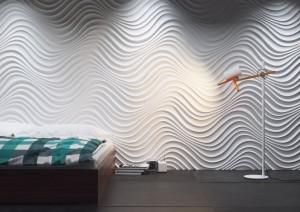Panele dekoracyjne 3D – Dunes.
