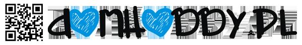 Portal wnętrzarski tworzony w formie bloga - DomHobby.pl  logo