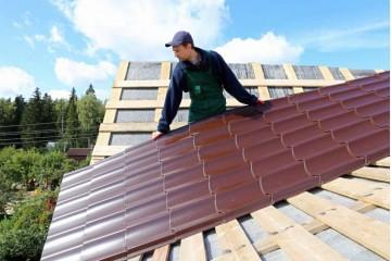 montowanie dachu