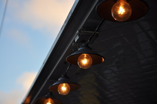 lampa w stylu loftowym