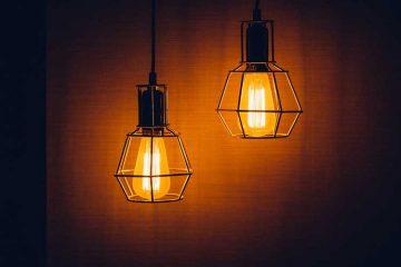 lampy z dekoracyjnymi żarówkami