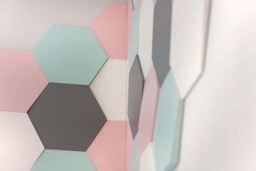 trójwymiarowe panele ścienne