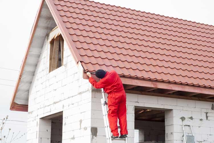dach, budowa dachu