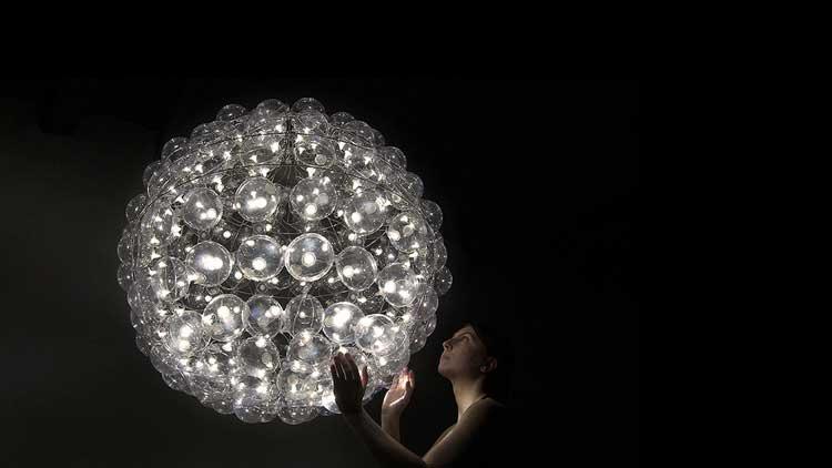 lampa puff buff z serii bubbles