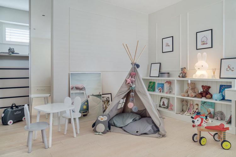 pokój dla dzieci, bawialnia