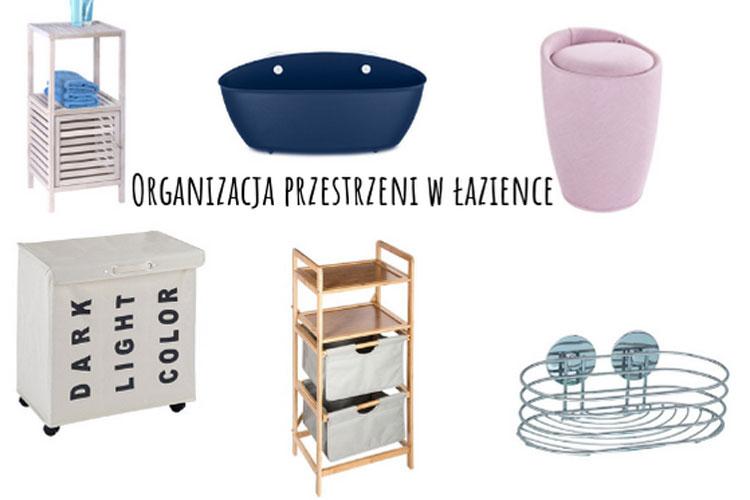 Organizacja Przestrzeni W łazience