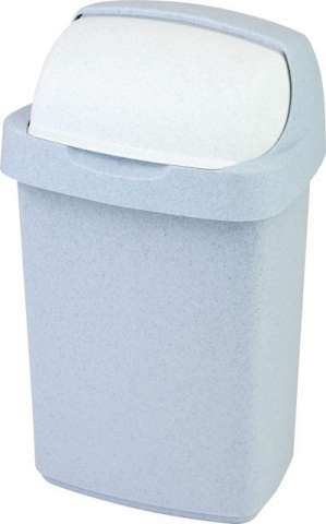 Plastikowy kosz na śmieci
