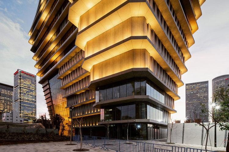 Toha_Cosentino wizualizacja budynku