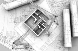 Rysunki techniczne budynku