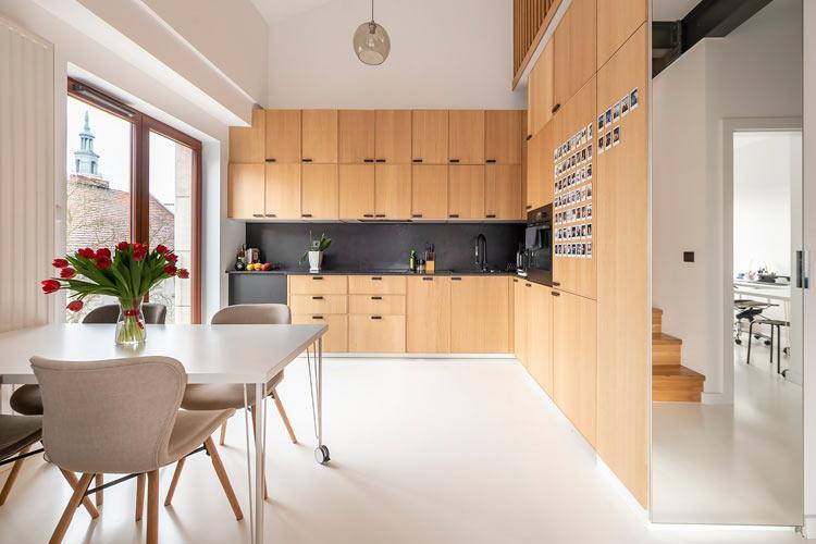 Mieszkanie do mieszkania – fiński modernizm w poznańskiej realizacji.